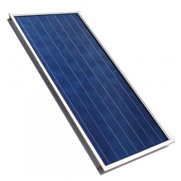 Ηeliokmi Megasun ST-2000 2.1m² Συλλεκτης ηλιακού Επιλεκτικός.