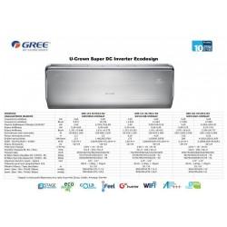 Gree U-Crown GRS-101 EI/JSC2-N2