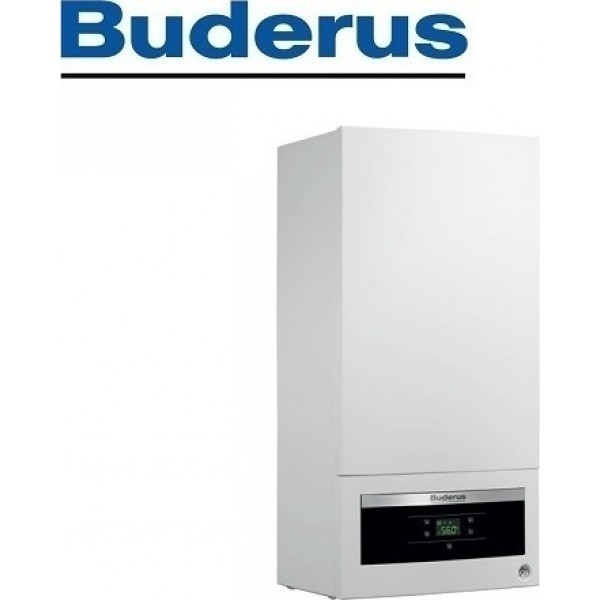 Επίτοιχος λέβητας συμπύκνωσης αερίου Buderus Logamax plus GB062-24 H V2 24KW (12 ΑΤΟΚΕΣ ΔΟΣΕΙΣ)