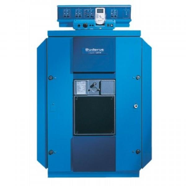 Λέβητας BUDERUS LOGANO GE 515 Πετρελαίου-Αερίου Χυτοσιδηρός 438.600 kcal/h Λυμένος